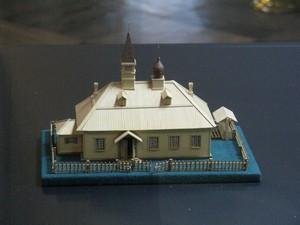 Исаакиевский собор. Первый вариант церкви