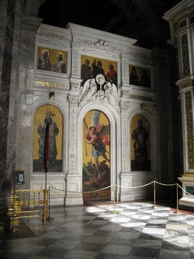 Исаакиевский собор. Придел святой Екатерины