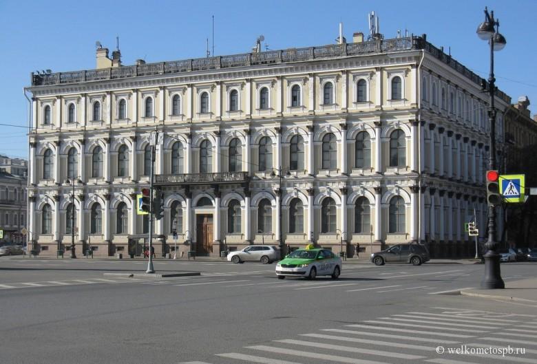 Резиденция министра госимуществ