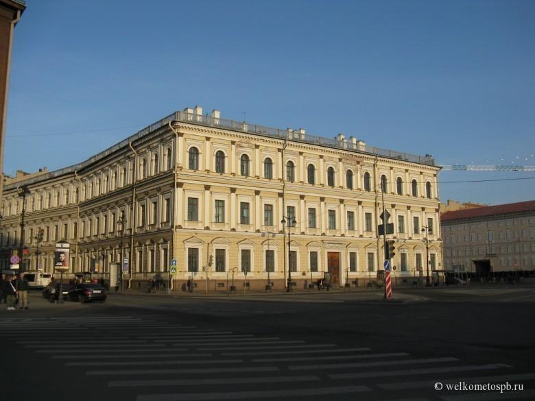 Здание Министерства госимуществ