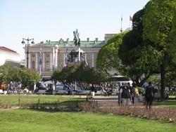 10 отелей на Исаакиевской площади и рядом