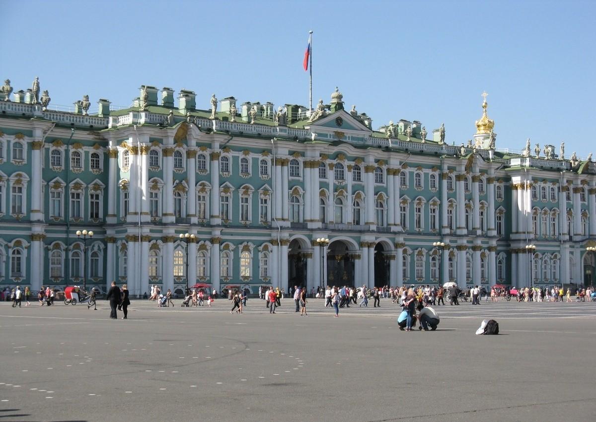 Эрмитаж. Зимний дворец
