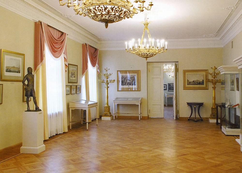 Музей-усадьба Г.Р. Державина