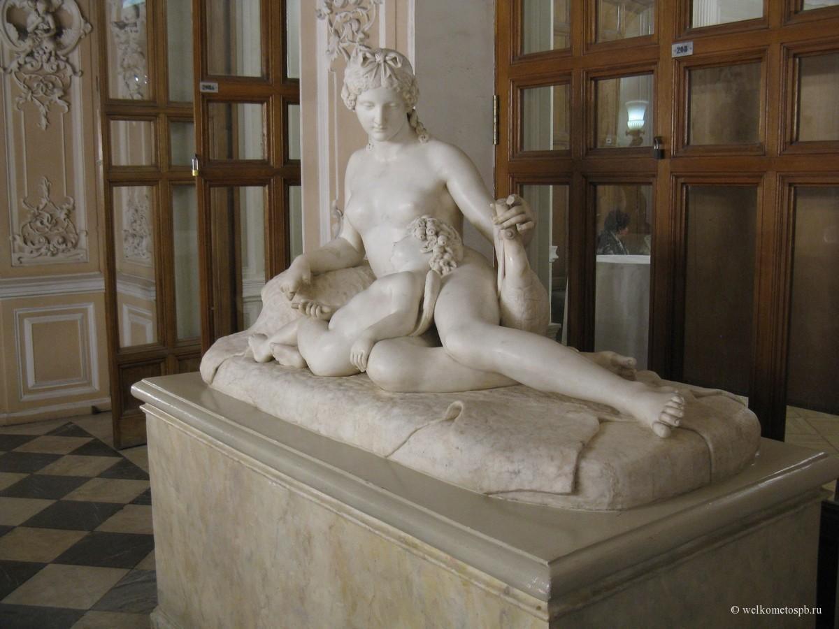 Скульптура Луиджи Бьеннеме, 1836 г.