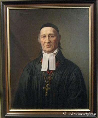 Пастор Петеркирхе Густав Таубенхайм