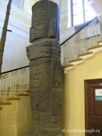 Каменный идол