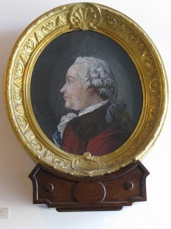Мозаичный портрет графа Г.Г. Орлова