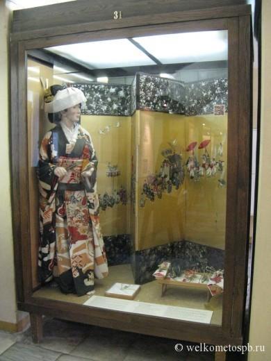 Японка в свадебном наряде