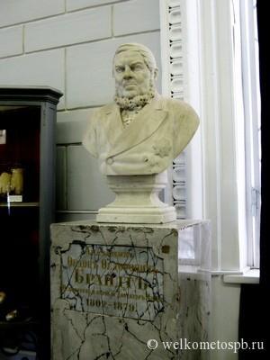 Ф.Ф. Брандт - первый директор зоологического музея