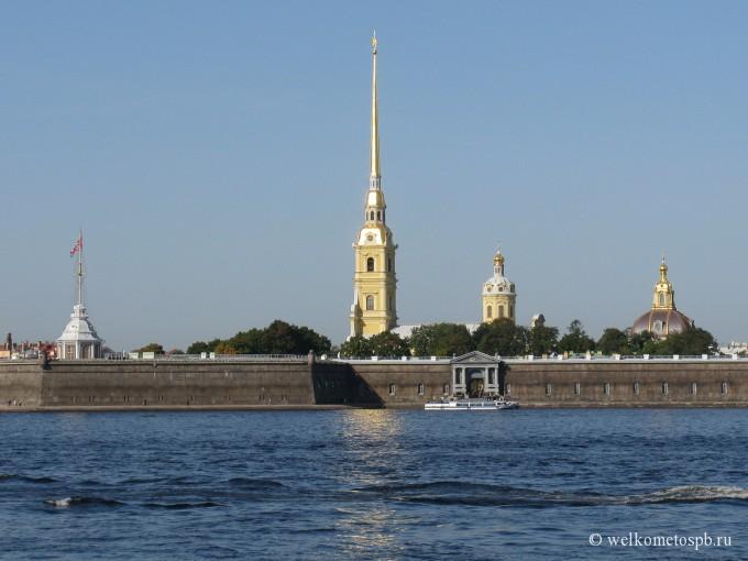 Бастион Нарышкина и Невские ворота
