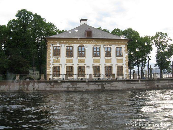 Дворец Петра I в Летнем саду
