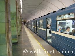 Схема метро Петербурга 2019 с подсказками и комментариями