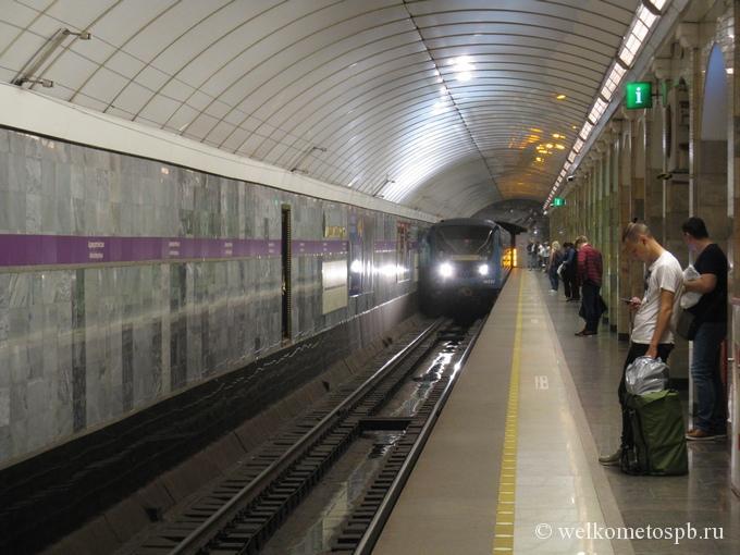 Ночное метро
