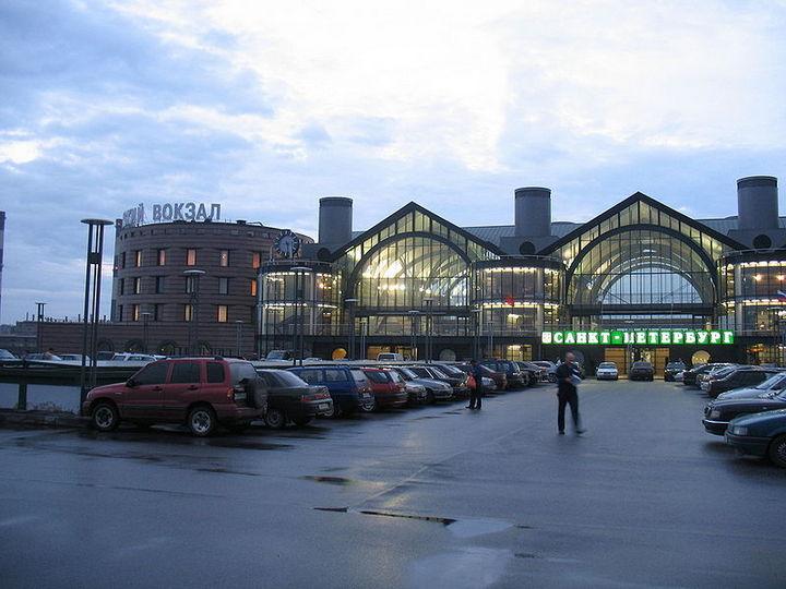 Ладожский вокзал
